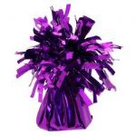 FOIL BALLOON WEIGHT PURPLE PK 12  BW30334